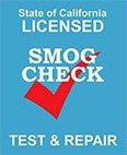 Smog Check badge